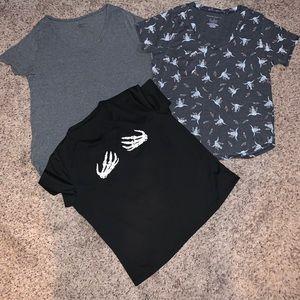 Shirt Bundle, Sz Lg. 3 Shirts. Sz Lrg
